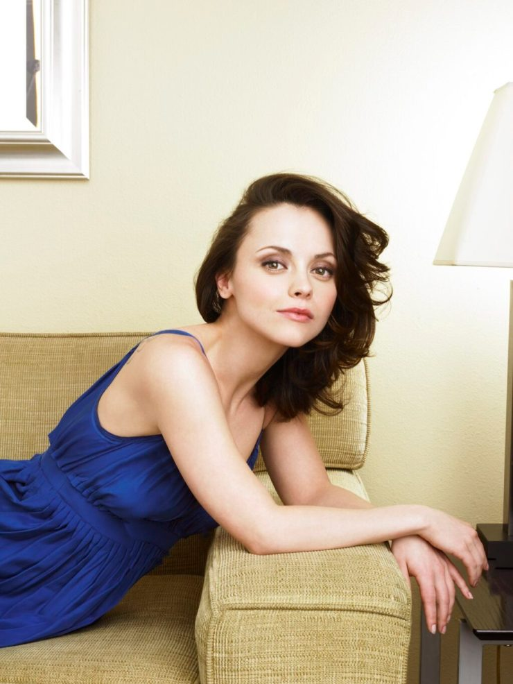 Christina Ricci Color Headshot Photo by Andrew Eccles 1 1024x1364 - Christina Ricci and John Cusack Will Get Distorted