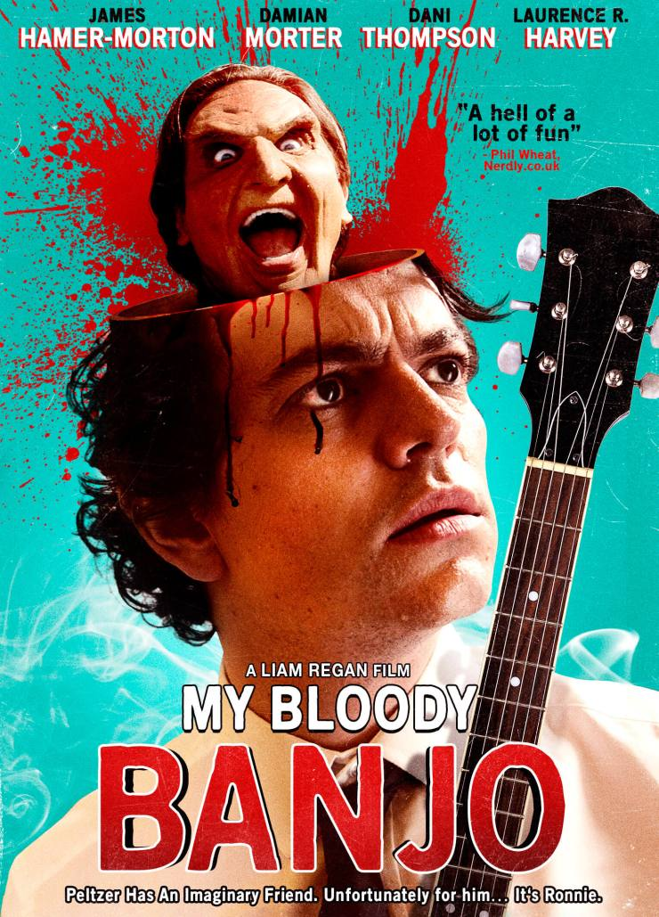 my bloody banjo full 1 - Lloyd Kaufman and Laurence R. Harvey Star in Horror Comedy My Bloody Banjo; Now Available on Steam