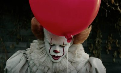 pennywiseitbanner2 - Stephen King's IT Gets a Rating