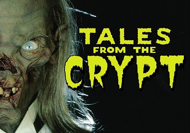 talesfromthecryptboxsetbanner - TNT's Tales From the Crypt is on an Indefinite Hiatus