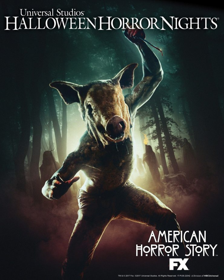 American Horror story HHN - American Horror Story: Roanoke Invades Halloween Horror Nights