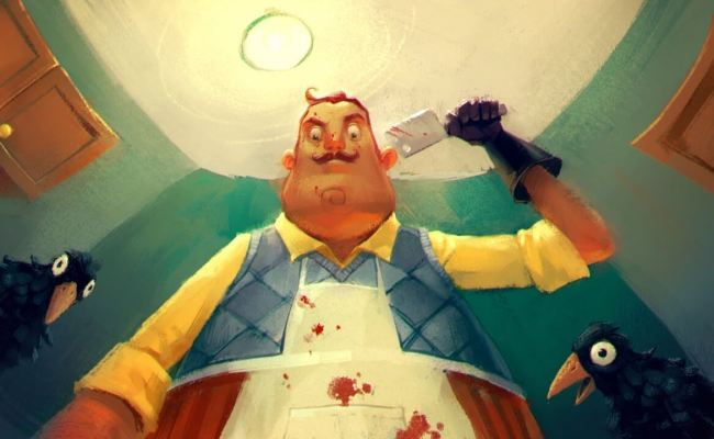 E3 2017 Hello Neighbor Breaking And Entering On August
