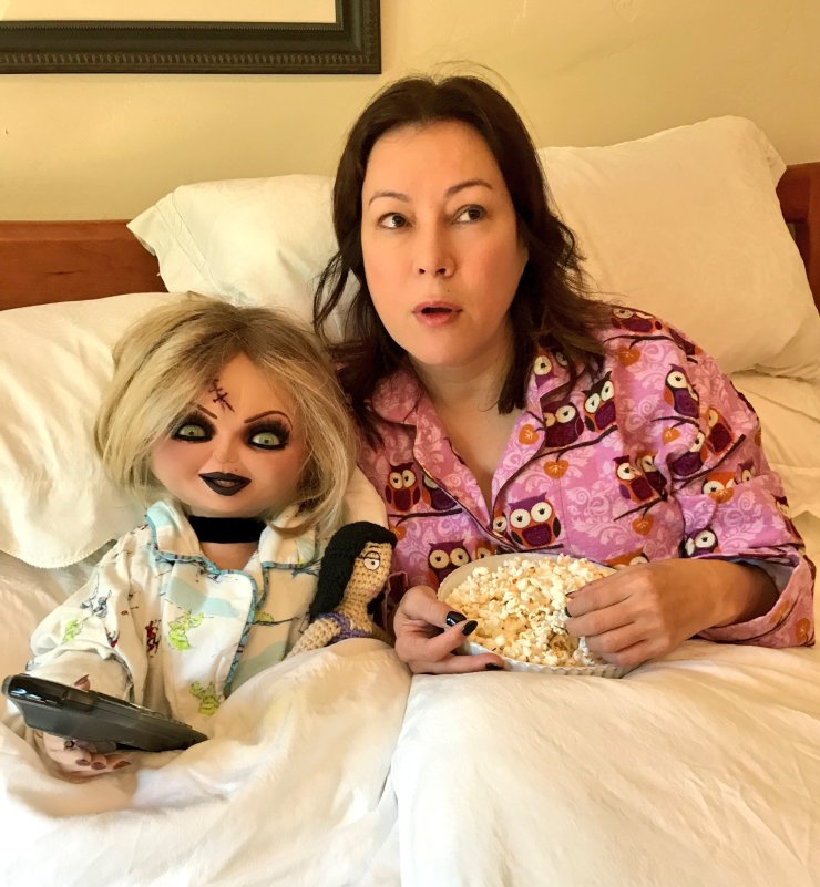 jennifer tilly talks cult of chucky and beyond dread central