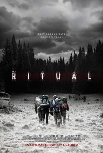TheRitual 1sht 202x300 - Venture Into These Influential Horror Movies Set in the Woods