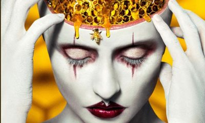 ahs cult beehive poster s - American Horror Story: Cult - New Teaser and More Details on Lena Dunham's, Emma Roberts', and Evan Peters' Characters