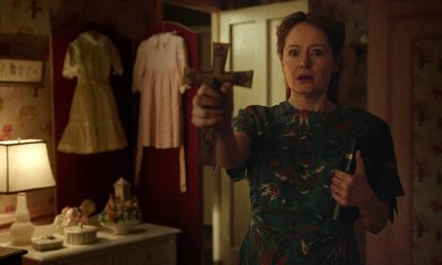 annabellecreationnewscreen 2 - Exclusive: Annabelle: Creation Opens Today and There's a Very Cool Easter Egg in the Film!