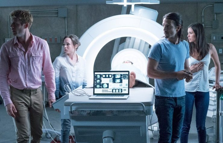 flatliners 1 - New International Trailer for Flatliners Brings Something Back From the Dead