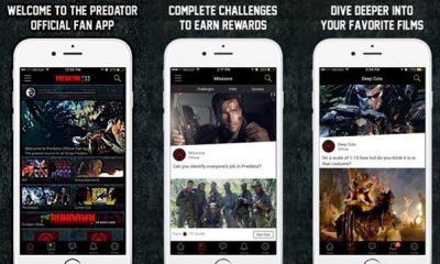 predator sdccmobileapp - #SDCC17: Hunt for the Predator with this New App; Also Look Out for Piggy Man, Caesar, and More!