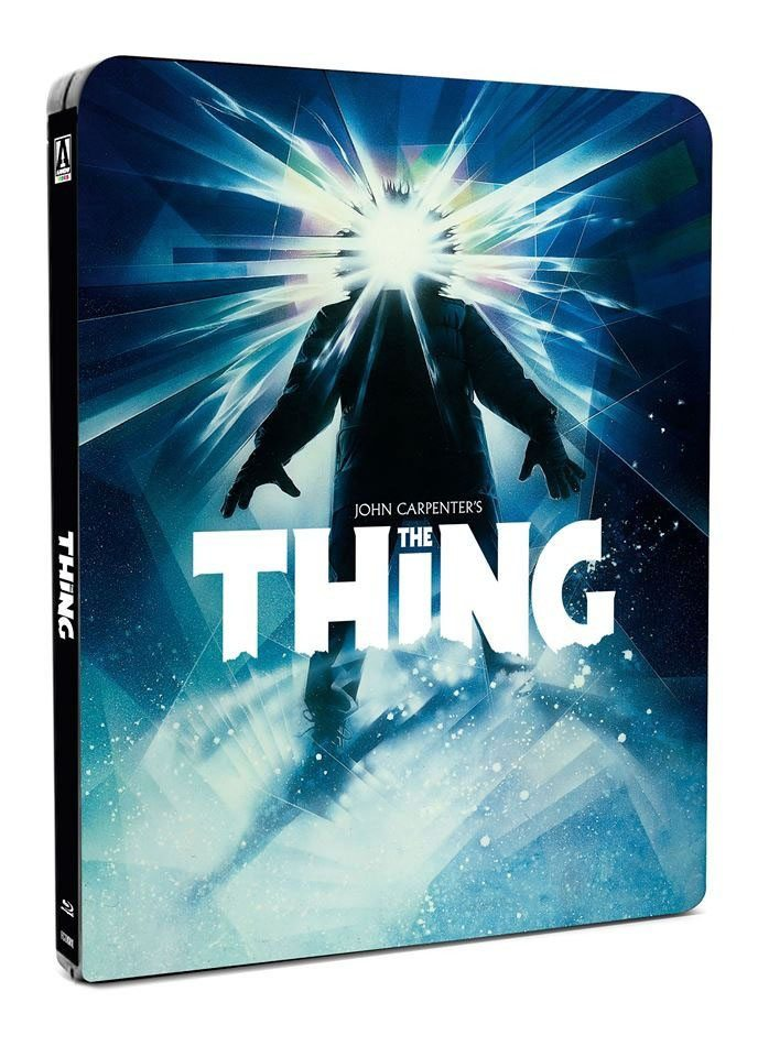 thing 1 - John Carpenter's The Thing - Arrow Reveals Stunning New Artwork!