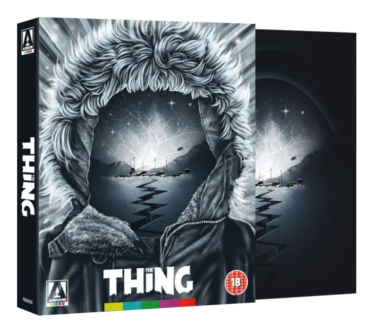 thing 2 - John Carpenter's The Thing - Arrow Reveals Stunning New Artwork!