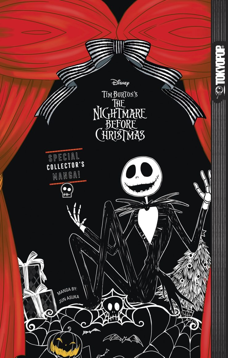 tokyopopnightmarebeforechristmas the nightmare before christmas is getting a follow up - Nightmare Before Christmas Runtime