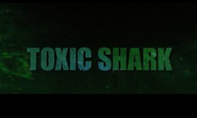 toxic shark s - Toxic Shark Trailer Arrives Just in Time for Sharknado Week