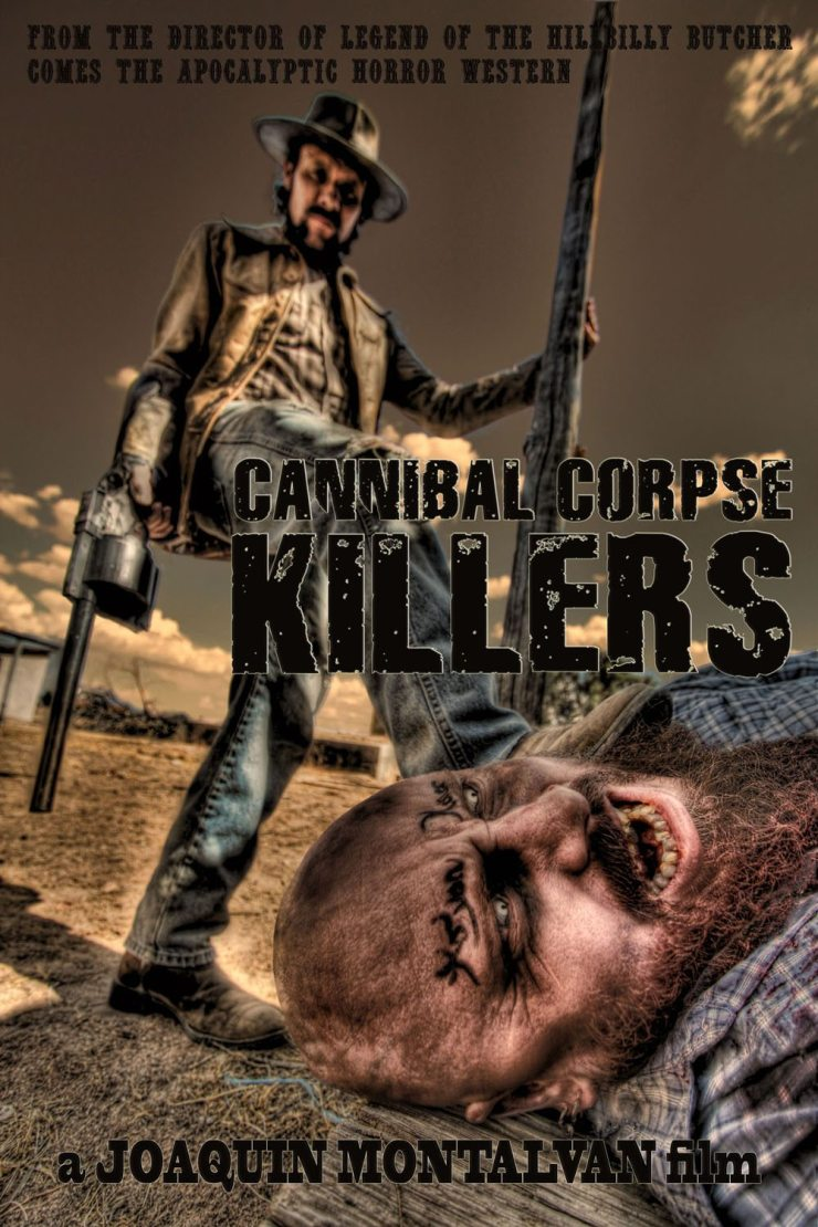 Cannibal Corpse Killers poster11 - Exclusive Pics from Cannibal Corpse Killers