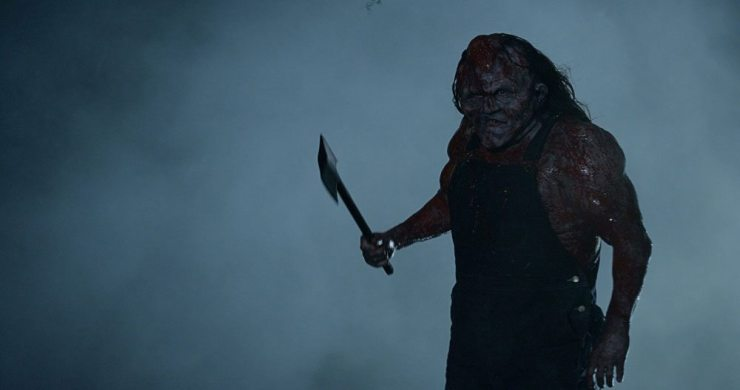 VictorCrowley1 - Adam Green and Kane Hodder on Victor Crowley, Filmmaking Hurdles and Swamp Witches