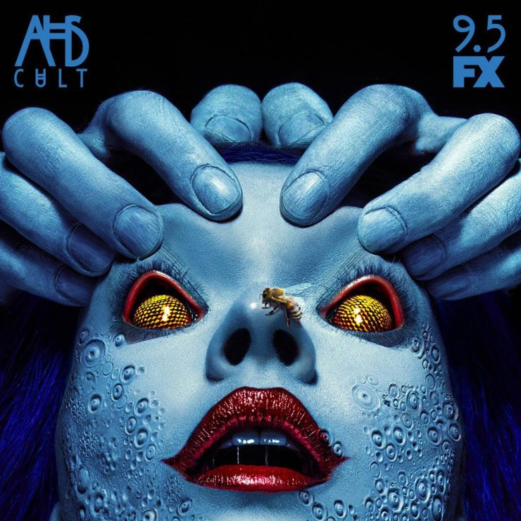ahs cult eyes - The Ceremony Begins in These New American Horror Story: Cult Teasers