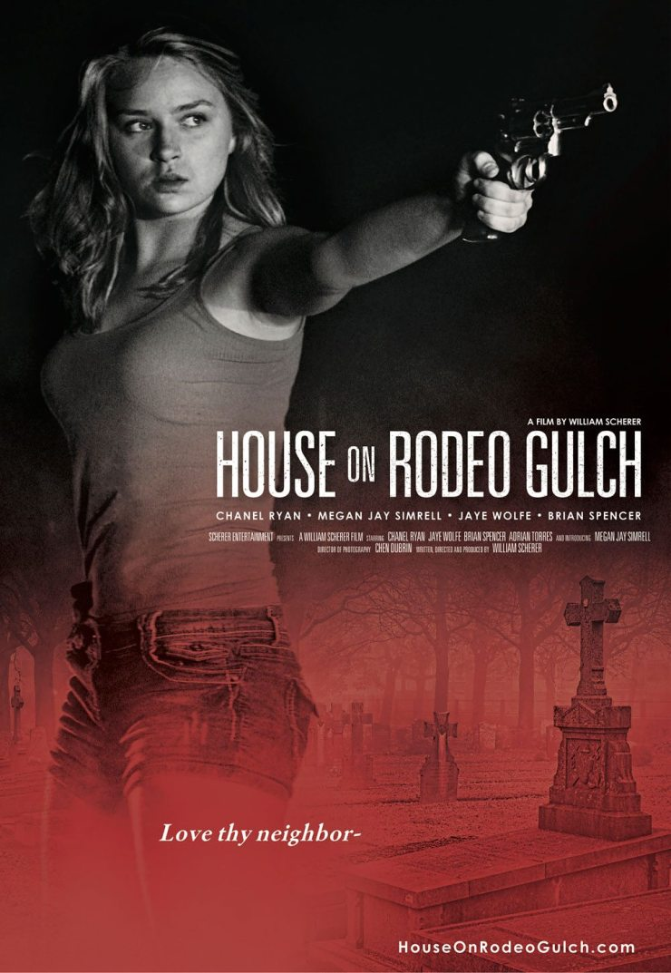house rodeo gulch poster a - House on Rodeo Gulch Now on VOD; New Trailer, Stills, and More