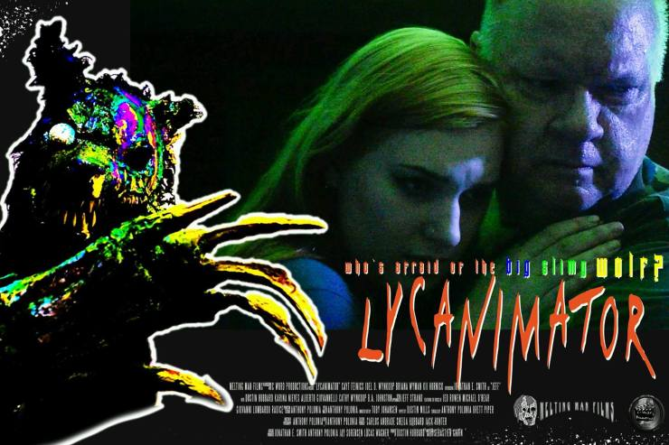 lycanimator theatercard 6 - Exclusive Lobby Cards From the Upcoming Creature Feature Lycanimator