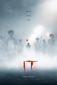 It 202x300 - Horror Box Office – OPENING THIS WEEK: September 8, 2017