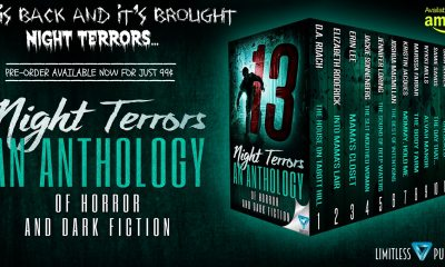 Night Terrors PREORDER promo - 13: Night Terrors Now Available for Pre-Order