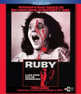Ruby blu ray 258x300 - Ruby Blu-ray Review - '70s Drive-In Psychic Shocker From VCI