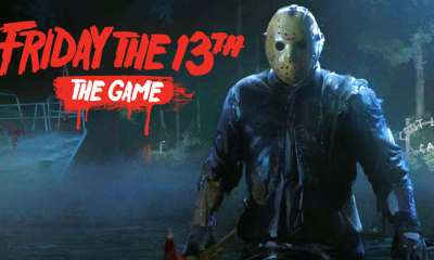 friday the 13th the game jason emerging from lake 1 - Friday the 13th: The Game - Closer Look at the Spring Break Pack; DLC Roadmap!