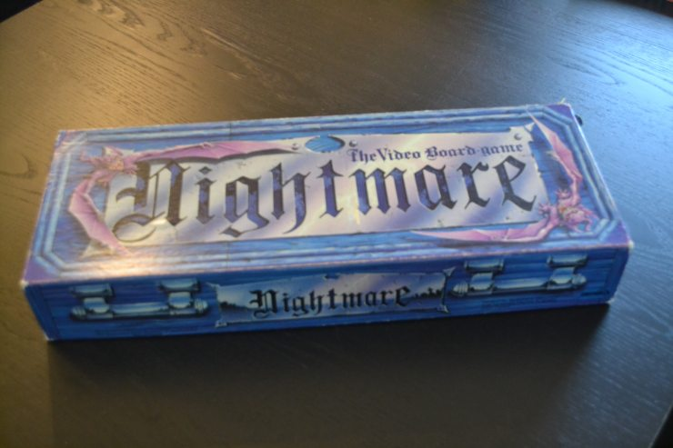DSC 0034 - We Played Nightmare: The VHS Board Game! Here's How It Went