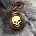 IMG 6535 - Check Out These Halloween Horror Ornaments by The Gnarled Branch
