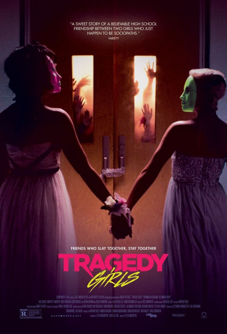 Unknown 1507650496 - New Tragedy Girls Clip Is All Smiles