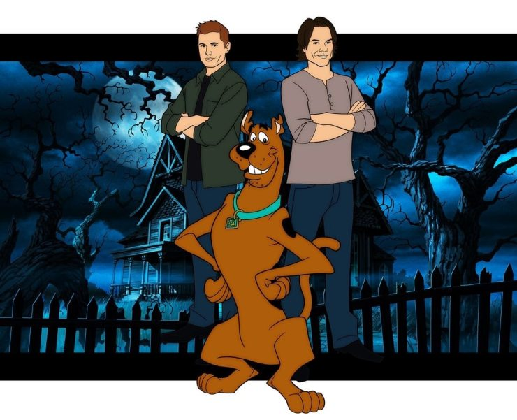 ab2d1bb91332b738ca9cfe70a790c278 - Supernatural/Scooby-Doo Crossover Will Be More Adult Than an Average Episode of Scooby-Doo