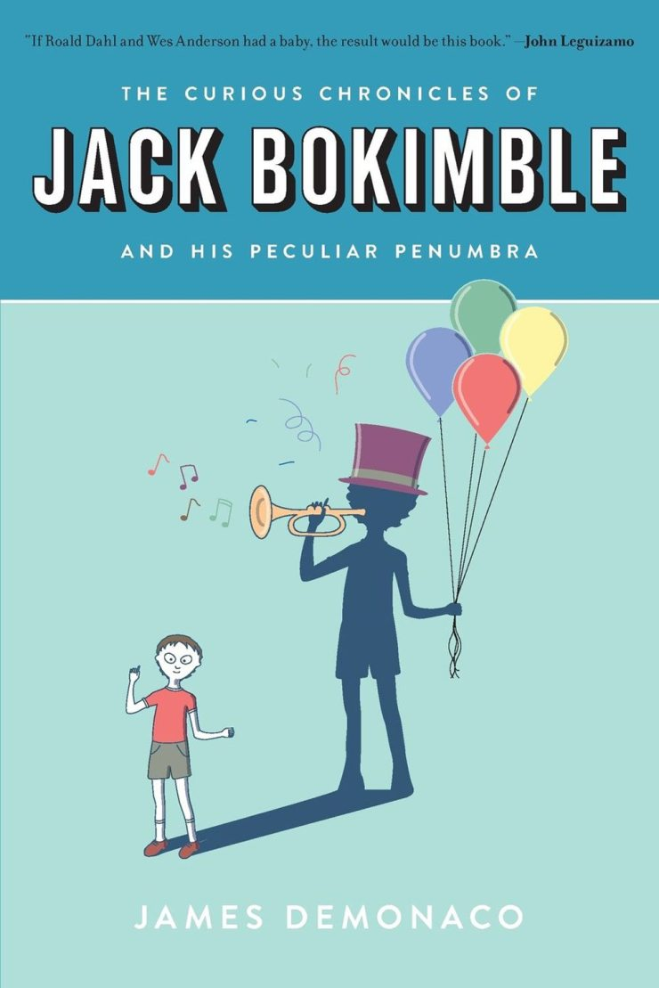 curious chronicles - The Purge Creator James DeMonaco Pens The Curious Chronicles of Jack Bokimble for Kids