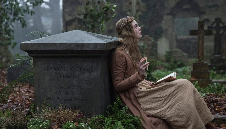 maryshelley - IFC Picks Up Mary Shelley Starring Elle Fanning and Maisie Williams