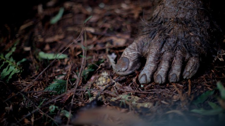 primalrage Oh Mah foot 2 - Primal Rage Trailer Unleashes the Terror of Bigfoot