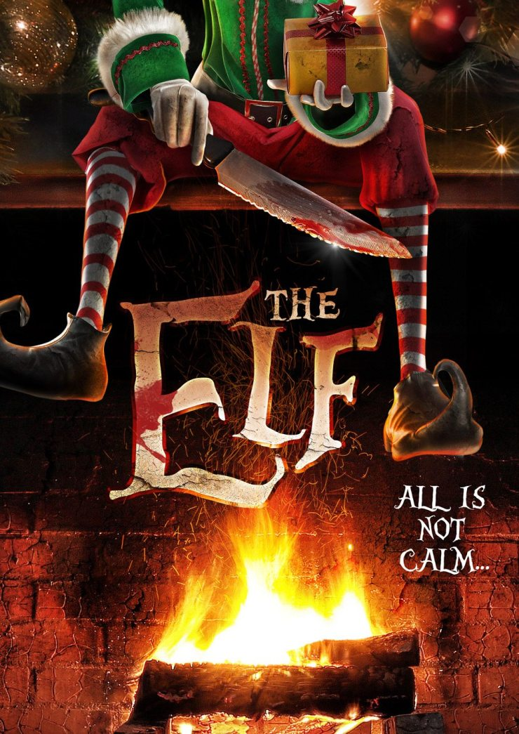 the elf poster - The Elf Unwraps an Image Gallery and New Poster