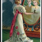 victorian halloween3 - Trick-or-Sweetheart: Halloween Was Oddly Romantic in Victorian Times