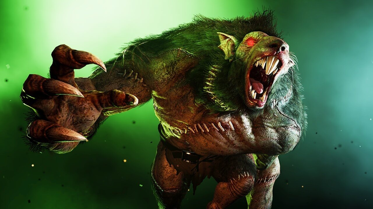 Slaughter Giant Rats Again In Warhammer Vermintide 2