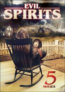 Evil Spirits 214x300 - DVD and Blu-ray Releases: November 14, 2017