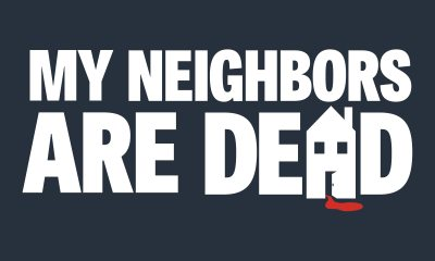 MNAD LOGO - My Neighbors Are Dead: The Best Horror Podcast You're Not Listening To
