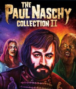 Paul Naschy Collection II The 259x300 - DVD and Blu-ray Releases: November 14, 2017
