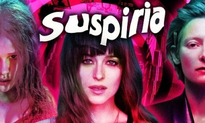 Suspiria - Director Says New Suspiria Film Isn't a Remake