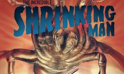 The Incredible Shrinking Man blu ray3 1 - The Incredible Shrinking Man Gets Tarantulatastic Blu-ray Cover Art