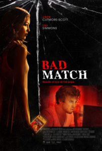 bad match poster 203x300 - Bad Match Review - An Attraction That's Not Advertised in the App Description