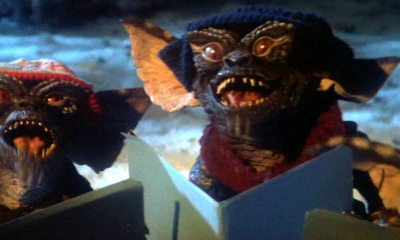gremlins singing - Merry Christmas! Gremlins Returns to Theaters Beginning on December 8th!
