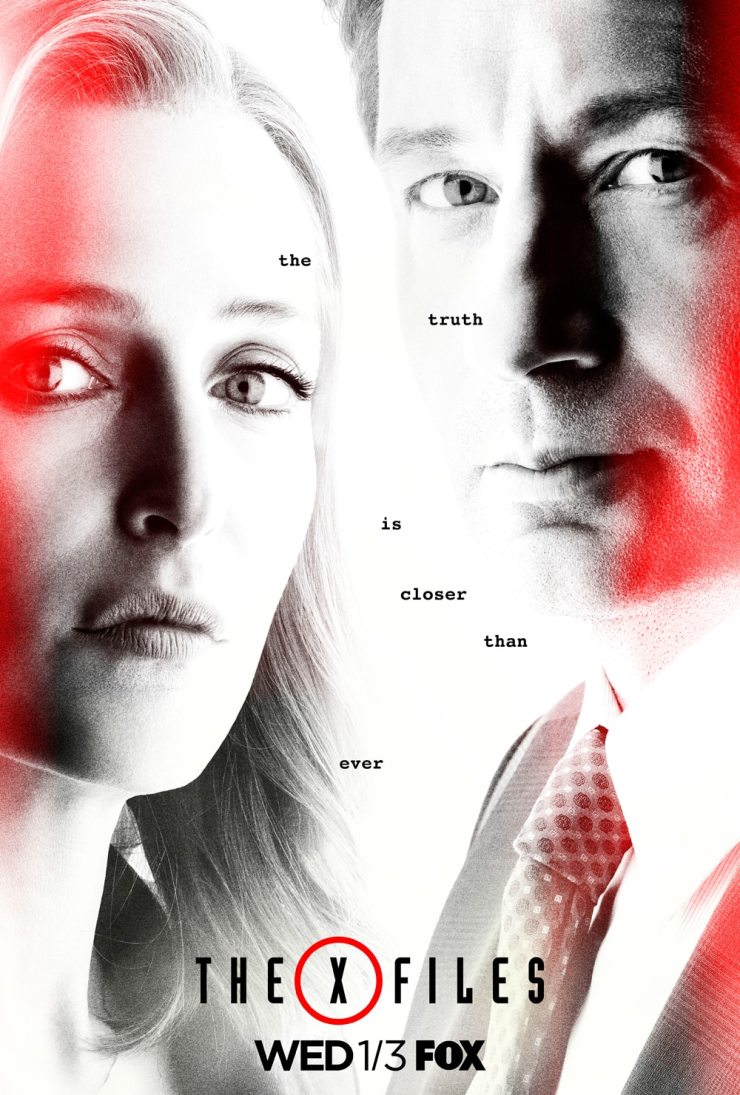 x files chapter2 poster - New Promos for The X-Files Need Your Help and Tackle the Mulder/Scully Relationship