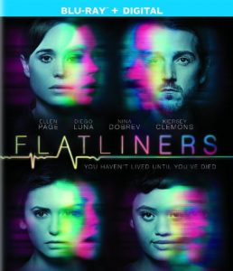 Flatliners 2017 258x300 - DVD and Blu-ray Releases: December 26, 2017