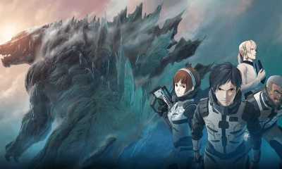 Godzilla Planet of the Monsters - Check Out New Animated Trailer For Godzilla: Planet of the Monsters
