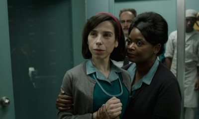 TheShapeofWater - The Shape of Water Scores 7 Nominations at This Year's Golden Globes