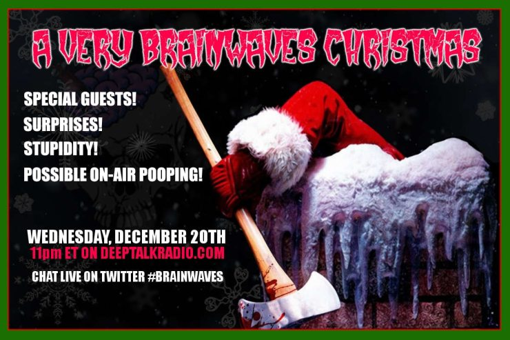 brainwaves xmas - #Brainwaves Episode 70: A Very Brainwaves Christmas