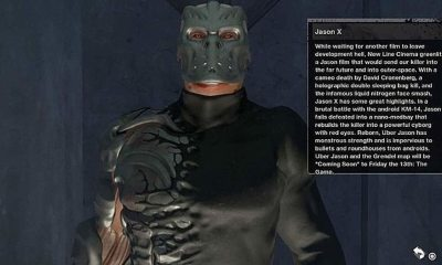 friday the 13th the game uber jason 1 1 - Evil Gets an Upgrade with Friday the 13th: The Game's Jason X Skin and MORE!