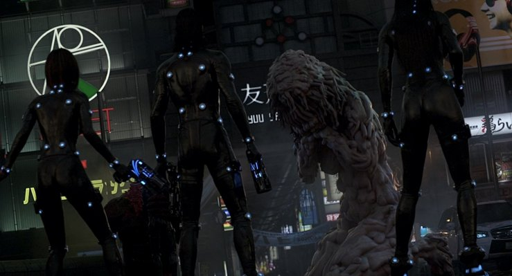 gantzO 5 - GANTZ:O Has Some of the Coolest Monster Designs I've Seen in a While
