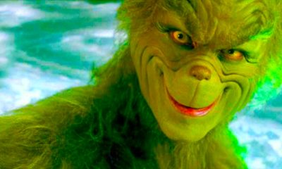 grinch - Jim Carrey and The Grinch Go Beyond Whoville